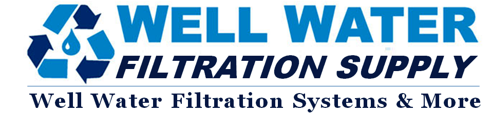 Well Water Filtration Supply